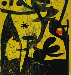 Miró Joan - Litografía